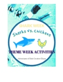 Shark Week Facts and Activities