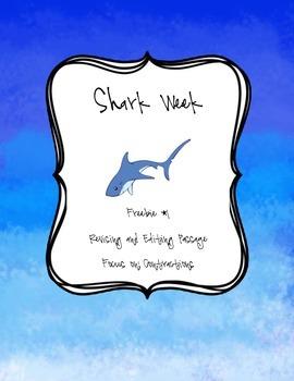 Shark Week Freebie #1