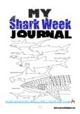Shark Week Journal