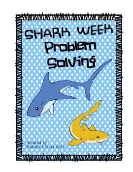 Shark Week Problem Solving
