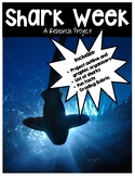 Shark Week Research Project Packet