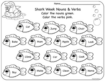 Shark Week Speech- NO PREP