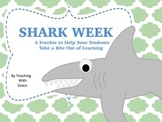 Shark Week: Take a Bite Out of Learning!