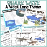 Shark Week in the Classroom