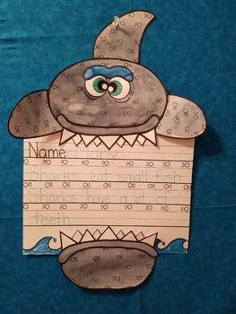 Shark Writing Craft