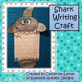 Shark Writing Craft, Ocean Craft and Writing Activity