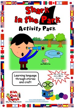 Shark in the Park - Activity Pack