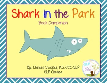 Shark in the Park Book Companion