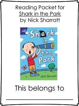 Shark in the Park: Nick Sharratt