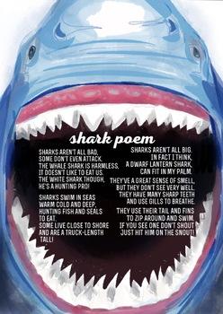 Shark poem
