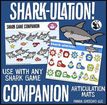 Shark-ulation!  Articulation Game Companion