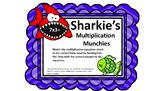 Sharkie's Multiplication Munchies