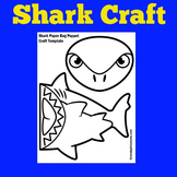 Shark Craft Activity | Printable