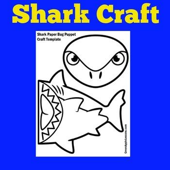Sharks Craft Activity