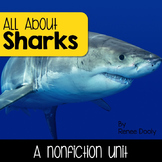 Sharks- a nonfiction unit