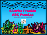 Sharks ABC Puzzles Freebie