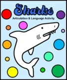 Sharks: Articulation AND Language Activity