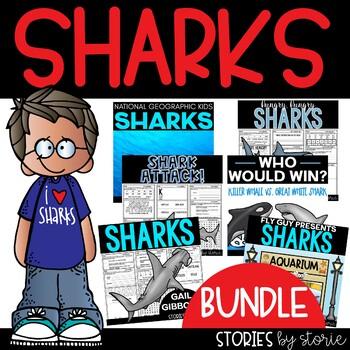 Sharks Nonfiction Bundle