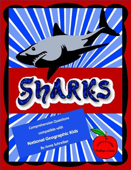 Sharks / Compatible with National Geographic Kids