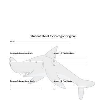 Sharks Galore Unit