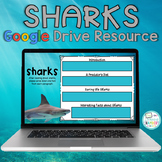 Sharks Google Drive Close Reads: Informational Texts, Fact Writing, Main Idea