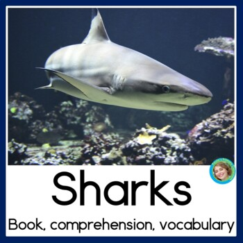 Sharks Guided Reading Books