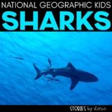 Sharks (National Geographic Kids Book Companion)