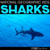 Sharks (National Geographic Kids Book Companion)