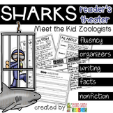 Sharks Nonfiction Readers Theater