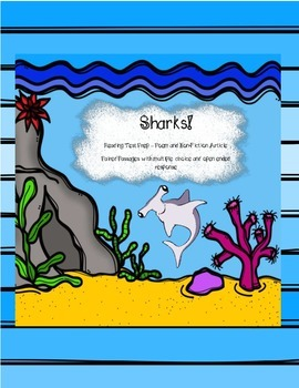 Sharks! Reading Comprehension
