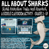 Distance Learning, Shark Research Project, Shark Week, Sha