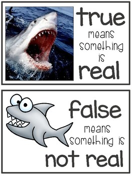 Sharks - True or False