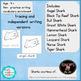 Sharks Writing  Booklet - D'Nealian