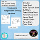 Sharks Writing  Booklet - Print