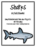 """""""Sharks"""", by G. Gibbons, Comp. Questions and Project Sheets"""