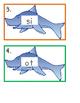 Sharky Sight Word Scramble