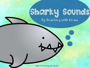 Sharky Sounds: Take a Bite Out Of Digraphs
