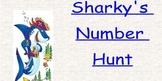 Sharky's Number Hunt