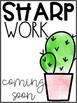 Sharp Work Bulletin Board Decor