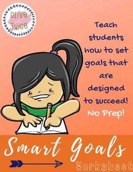 Sharpen Your Dull Goals: A SMART Goals Worksheet