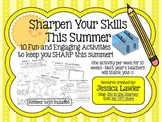 10 Activities to Keep You Sharp (1st-3rd grade)