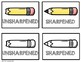 Sharpened and Unsharpened Labels