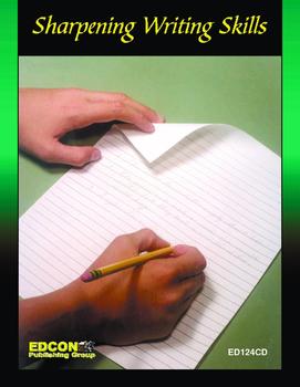Sharpening Writing Skills, Paragraphs That Make Sense