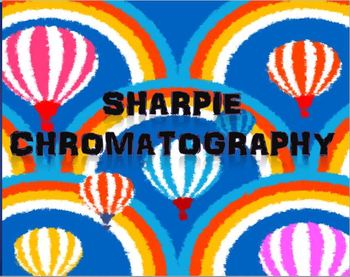 Sharpie Chromatography
