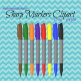Sharpie Marker Clipart