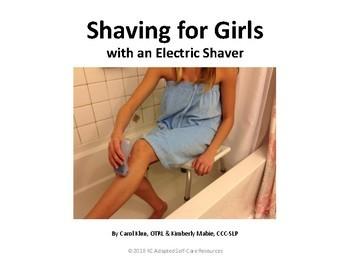Shaving For Girls- Electric Shaver