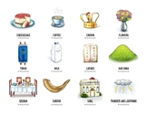Shavuos Matching Set- Full Color