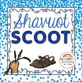 Shavuot SCOOT with Task Cards, Posters, Game and Mini Journal