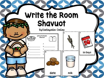 Shavuot Write The Room