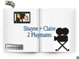 Shayne Plus Claire: Two Playmates